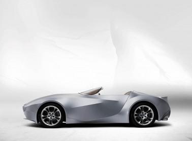 تم الكشف عن تصميم لسيارة BMW Gina الجديدة