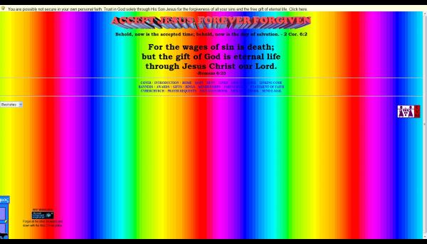 مواقع إلكترونية بشعة: 10 أسوء ما صمم من مواقع على شبكة الإنترنت