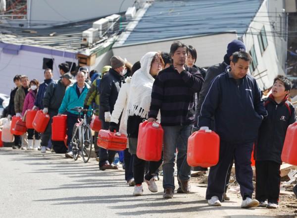 اليابان: اسبوع الكارثة